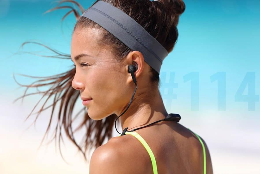 10 อันดับ หูฟังออกกำลังกาย ยี่ห้อไหนดีที่สุด ปี 2020