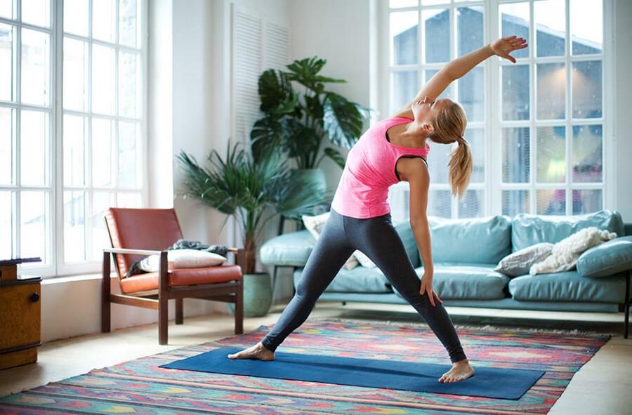 โฮมฟิตเนส อุปกรณ์สำหรับออกกำลังกายในบ้าน