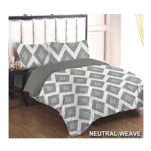 CUSHY ชุดผ้าปูที่นอนพร้อมผ้านวม รุ่น BONITA
