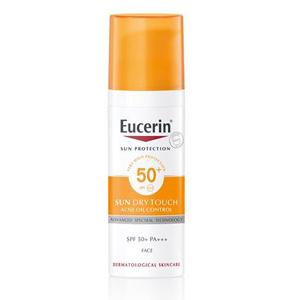 Eucerin Sun Dry Touch Acne Oil Control Face SPF50+