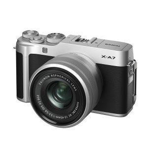 กล้อง Fujifilm X-A7
