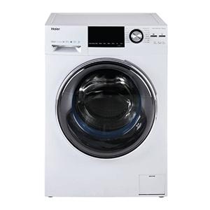 HAIER เครื่องซักผ้า/อบผ้าฝาหน้า รุ่น HWD100-BD14756