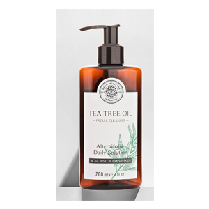 HERB MINISTRY Facial Cleanser Tea Tree oil
