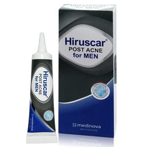HIRUSCAR Postacne For Men