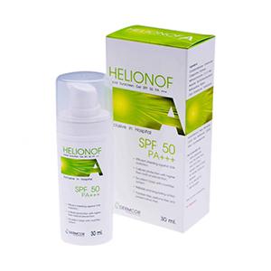 Helionof A ครีมกันแดด SPF50