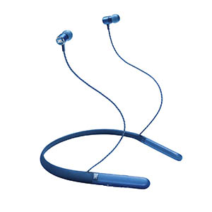 หูฟังออกกำลังกาย JBL Wireless in-ear Neckband Headphones Live200 BT