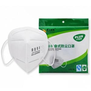 JUMPER หน้ากากอนามัย KN90 มาตรฐาน N90 หน้ากากป้องกันฝุ่น PM 2.5
