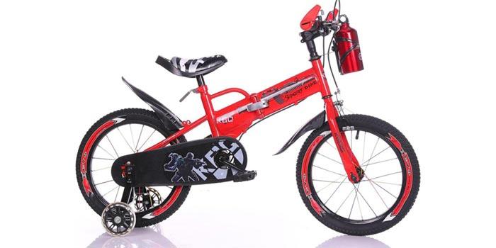 Folding Mountain Bike จักรยานเด็ก 16 นิ้ว