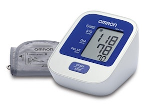 OMRON เครื่องวัดความดันออมรอน รุ่น HEM-7124