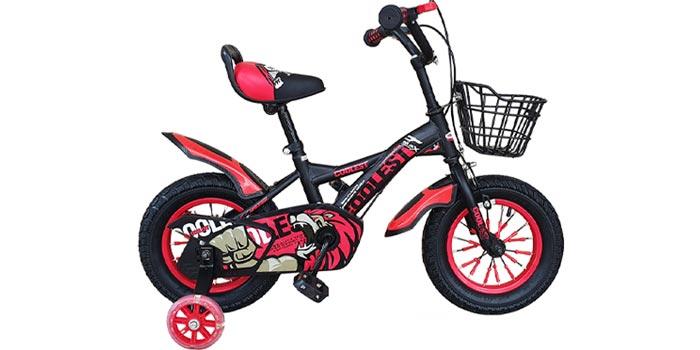 Coolest รุ่น P1 จักรยานเด็ก 12 นิ้ว