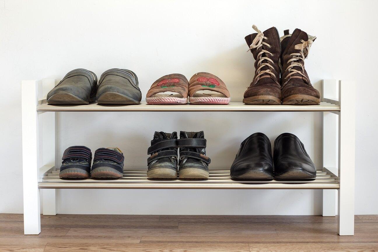 รีวิว ชั้นวางรองเท้า แบบไหนเหมาะกับคุณที่สุด