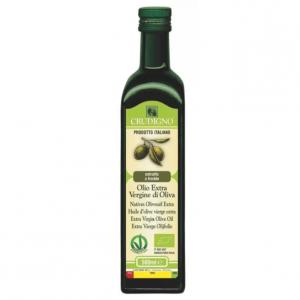 น้ำมันมะกอก Crudigno Extra Virgin Olive Oil Organic