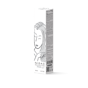 NIGAO Maxx Light Super White ครีมฟอกสีผมนิกาโอะ (โฉมใหม่)