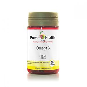 น้ำมันปลา Powerhealth Omega3 Fish Oil 90 แคปซูล