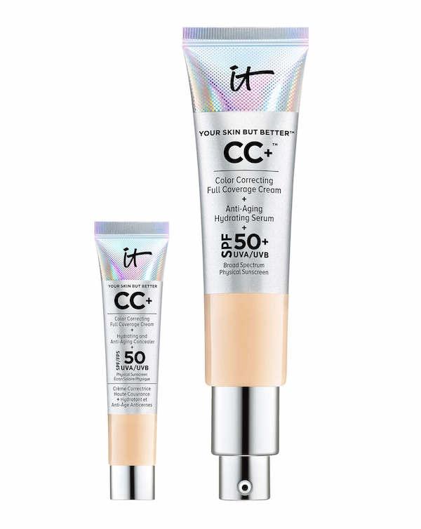 รองพื้น IT Cosmetics Your Skin But Better CC Cream with SPF 50+