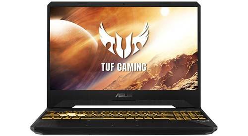 ASUS โน๊ตบุ๊คเกมมิ่ง TUF รุ่น FX505DT-AL043T