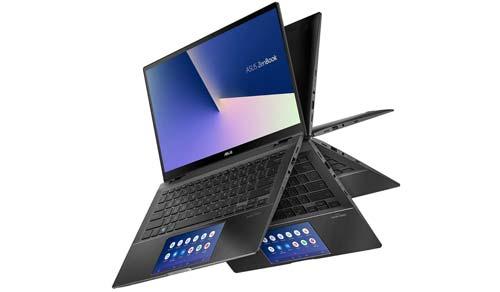ASUS Zenbook โน๊ตบุ๊ค 2in1  FliP 14 UX463FL-AI024T