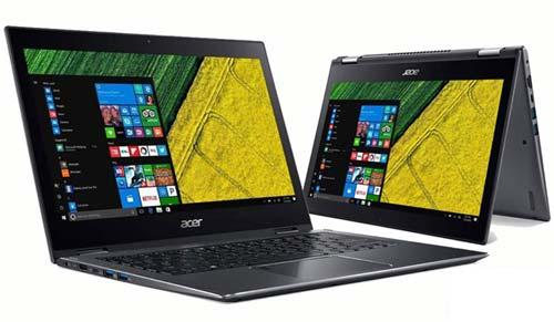 โน๊ตบุ๊คทูอินวัน Acer Notebook 2in1 รุ่น SPIN SP513-53N-51G4