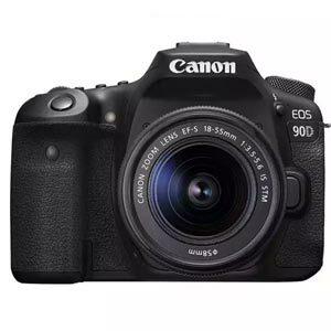 Canon Camera EOS 90D kit 18-55 mm.