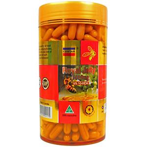Costar Royal Jelly อาหารเสริมนมผึ้งคุณภาพ