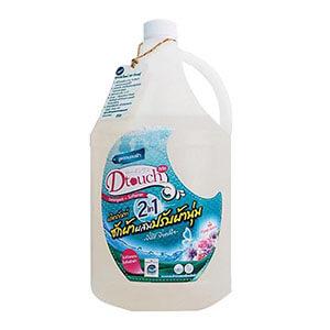 Dtouch น้ำยาซักผ้าผสมปรับผ้านุ่ม 2in1