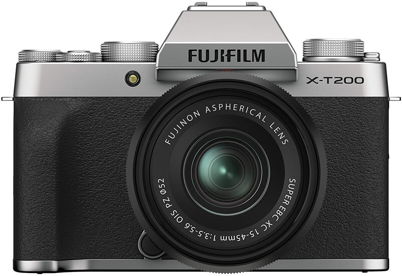 Fujifilm X-T200 Kit with 15-45mm