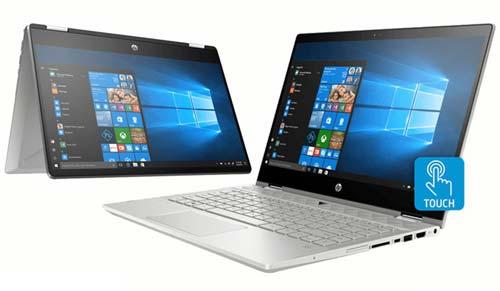 แล็ปท็อป HP Notebook 2in1 รุ่น Pavilion x360 (14-dh1059TX)