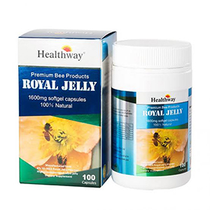 Healthway Royal Jelly นมผึ้งเฮลล์เวย์