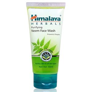เจลล้างหน้า Himalaya Herbals Purifying Neem Face Wash