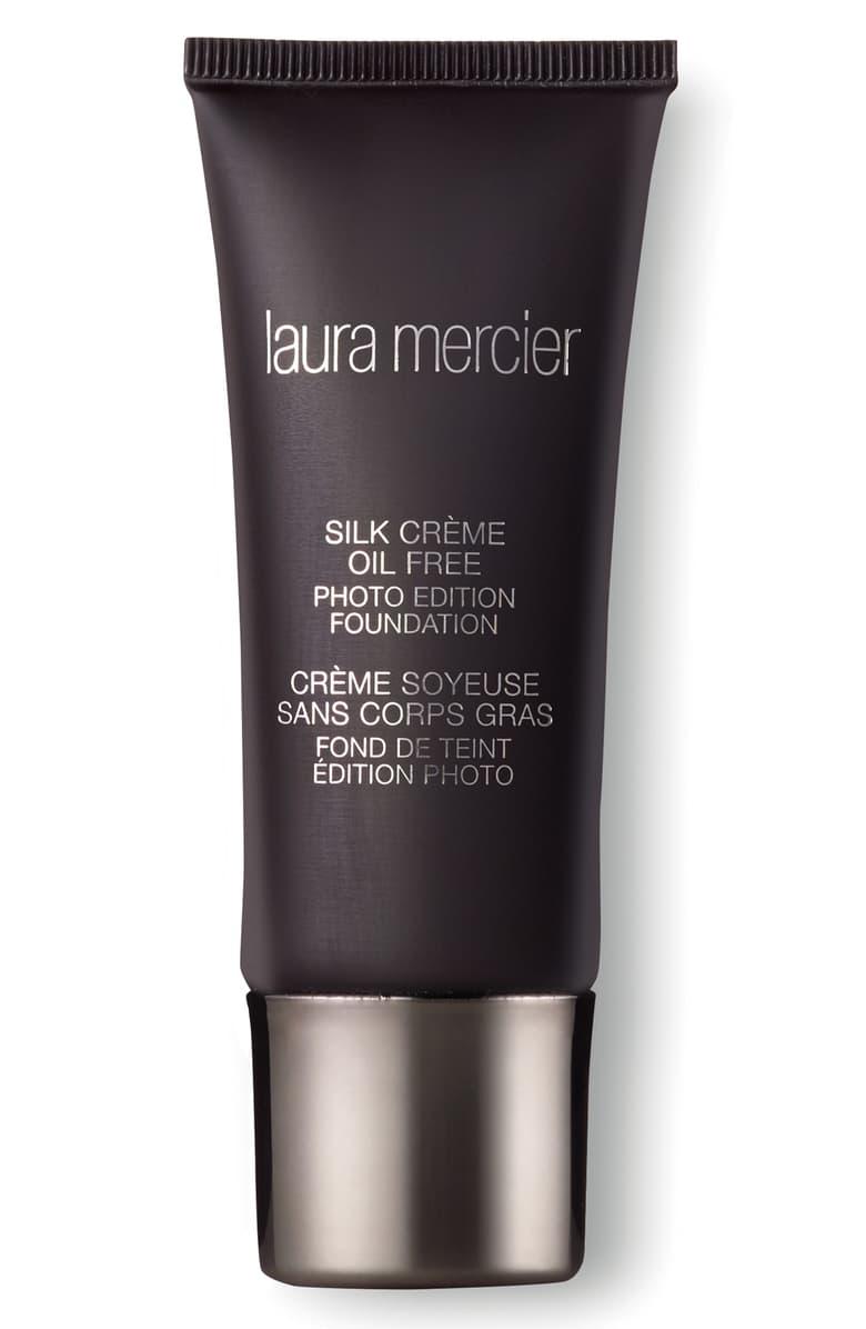 รองพื้น Laura Mercier Silk Crème Moisturizing Photo Edition Foundation
