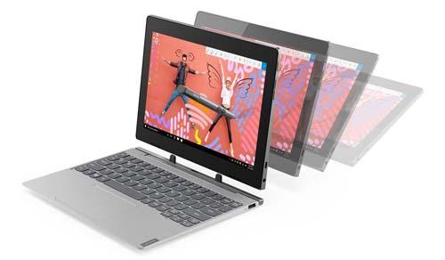 Lenovo Ideapad โน๊ตบุ๊ค 2in1 รุ่น D330-10IGM (81H300DPTA)