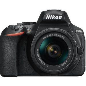 Nikon D5600 Kit + Lens AF-P DX18-55