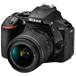 Nikon D5600 Kit AF-P 18-55 mm.