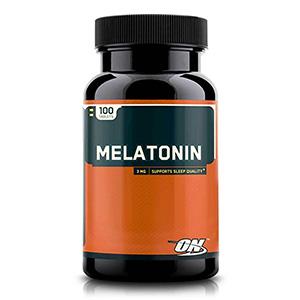อาหารเสริมเมลาโทนิน ON Melatonin Optimum Nutrition