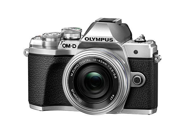 กล้อง Mirrorless Olympus OM-D E-M10 Mark III Kit 14-42 MM
