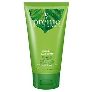 โฟมล้างหน้า Preme Nobu Natural Face Foam