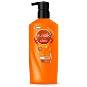 Sunsilk Conditioner Damage Restore Orange