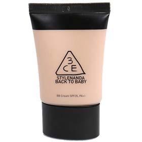 บีบีครีม 3CE B.B. Cream Back to Baby