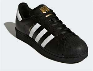 รองเท้าผู้หญิง Adidas Superstar Foundation