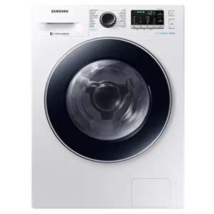 เครื่องซักผ้าฝาหน้า SAMSUNG รุ่น WW80J54E0BW/ST