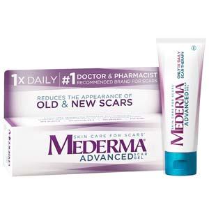 เจลทาแผลเป็น Mederma Advanced Scar Gel