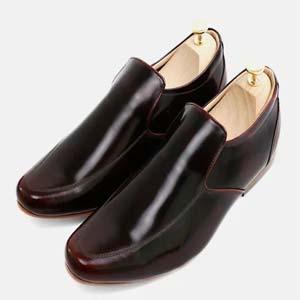 BROWN STONE รองเท้าหนังแท้ Brown Stone City Oxford Flormalist