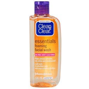 เจลล้างหน้า Clean & Clear Essential Foaming Facial Wash