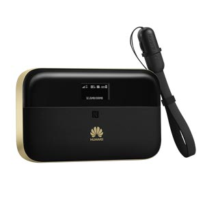 HUAWEI Pocket wifi Support 2.4G/5G 300mbps รุ่น E5885