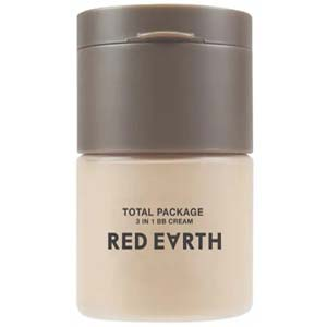 RED EARTH บีบีครีม Total Package 3 IN 1 BB