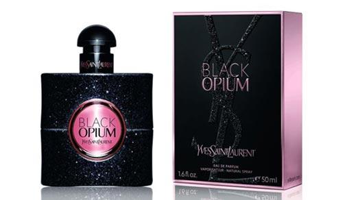 YVES SAINT LAURENT น้ำหอมสำหรับผู้หญิง Black Opium EDP