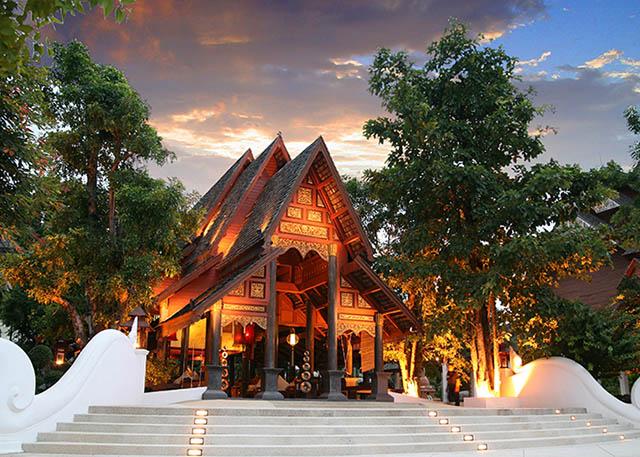 คุ้มพญา รีสอร์ท แอนด์ สปา เซ็นทารา บูทิค คอลเลคชั่น (Khum Phaya Resort & Spa - Centara Boutique Collection)