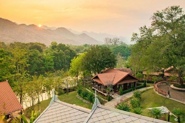 บ้านภูฟ้ารีสอร์ท (Baanpufa Resort)