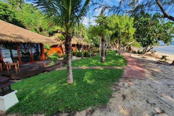 มะลิรีสอร์ท เกาะกระดาน (Mali Resort Koh Kradan)