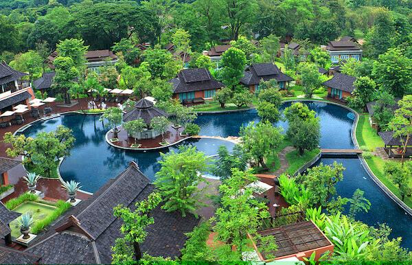 สิบแสน รีสอร์ท แอนด์ สปา แม่แตง (Sibsan Resort & Spa, Maetaeng)